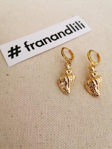 σκουλαρίκια f & l accessories
