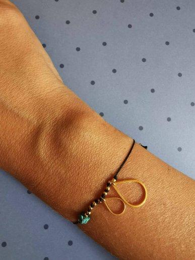 βραχιόλι f & l accessories